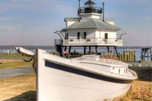 Hooper Straight Lighthouse