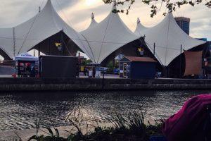 Pier 6 Pavilion